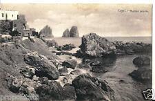 cm 242 Anni 20 CAPRI (Napoli) Marina piccola- non viagg - FP - Ed. Brunner Como