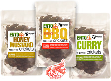 Cricket Sample Pack #1 | Edible Insects