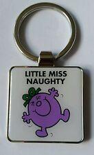Mr Men & Little Miss. Little Miss Naughty Keyring BNIP