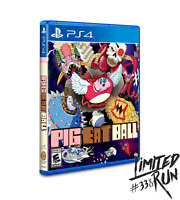 Pig Eat Ball Limited Run #338 [Sony Playstation 4 PS4 Arcade Action Puzzle] NEW