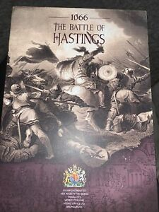 London Mint Office - 1066 The Battle of Hastings - 950th Anniversary Medallion
