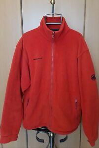 "MAMMUT Schweiz ""Polartec"" Herren Polar Softshell Jacke / S-Shirt Größe L - XL"
