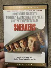 Sneakers (DVD, 2003, Collectors Edition)