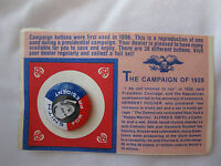Smith for President Reproduction Button - Campaign of 1928 Pin Pinback