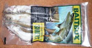 SMELT PIKE FISHING BAIT  FROZEN 5 packs