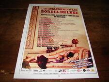 LES HURLEMENTS D'LEO - PUBLICITE BORDEL DE LUXE !!!!!!!