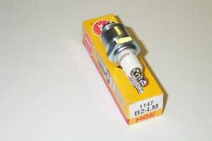 NGK SPARK PLUG for QUALCAST CLASSIC 35S 43S PETROL LAWN MOWERS