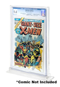 Giant-Size CGC Comic Display Case & Stand