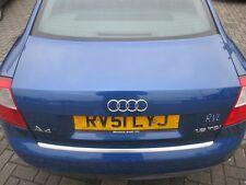 Heckklappe Audi A4 B6 8E Limousine denimblau LZ5W Klappe hellblau