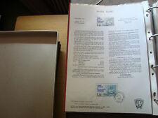 TAAF document 1/1/87 - timbre - yvert et tellier n° 129 (aviso eure)