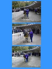 """3 IMPERIALISM 2005 BREEDERS CUP BELMONT PARK HORSE RACE 8"""" by 10"""" PHOTOS"""