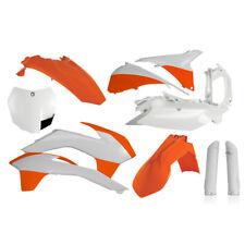 Acerbis MX Full Plastics Kit - KTM SX/SXF 125-450 13-15 SX250 13-16 - OEM (2015