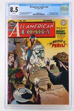 All-American Comics #102 - CGC 8.5 VF+ DC 1948 - Last Green Lantern in Title!