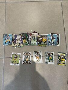 Green Baby Packers American football cards Lot Inc Rookie Jordan Love