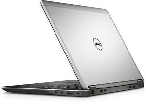 Dell Latitude E7240 - Intel i7-4600u,16GB RAM, 256GB SSD, HD Graphics+ Warranty
