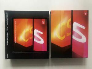 (BOX, FULL, WIN) Adobe Creative Suite CS 5 Design Premium Windows
