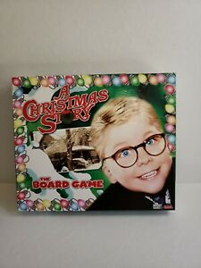A Christmas Story Board Game, Reel Games Neca Toys  New, Open Box For Pictures