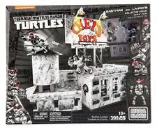 Mega Bloks Teenage Mutant Ninja Turtles TMNT Rooftop Combat Building Blocks Set