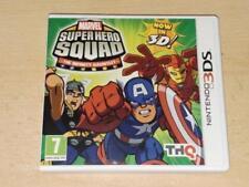 Jeux vidéo manuels inclus pour Nintendo 3DS Nintendo