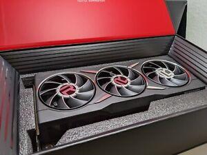 AMD Radeon RX 6800 XT Midnight Black Grafikkarte