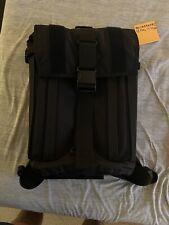 RARE Mission Workshop R6 Field Backpack 20 Liter VX-07 Liner Black HT-500