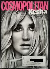 "Cosmopolitan Magazine KESHA ""MY VULNERABILITY IS MY STRENGTH"" June 2018 264, 6"