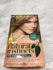 Clairol Natural Instincts Semi-Permanent Hair Color Light Blonde Sahara 9/2 B17