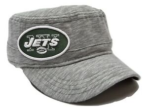 New York Jets New Era Women's NFL Football Military Style Adjustable Cap Hat