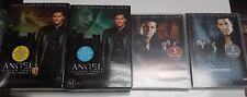 Angel Season 3 And 4 DVD PAL