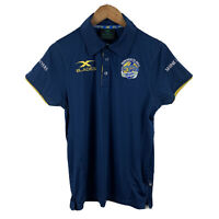 Parramatta Eels Mens Polo Shirt Size Small 70 Year Celebration Short Sleeve