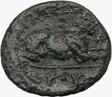 KASSANDER killer of Alexander the Great son Ancient  Greek Coin Lion  i43361