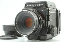 【NEAR MINT】 Mamiya RB67 Pro S + Sekor C 127mm F3.8 120 Film back From Japan #954