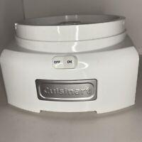 Cuisinart Frozen Yogurt Ice Cream & Sorbet Maker Replacement Motor Base ICE-21