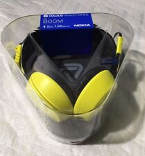 Coloud The Boom Stereo Headset w/ In-Line Mic and Remote - Yellow 02739D2