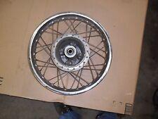 1982 Honda CM450 CM 450 CM450E Rear Wheel Rim OEM
