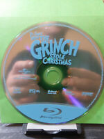 How the Grinch Stole Christmas (Blu-ray Disc, 2015) Jim Carrey