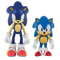 Sonic Series 2 Figure Pack plus Comic Collector Pk Collectable Tomy Playset