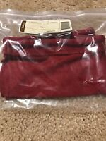 LONGABERGER PAPRIKA RED LINER FOR TEA/SMALL KEY/KIDDIE PURSE/MINI CRADLE BASKETS