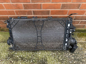 VAUXHALL INSIGNIA 09-14 2.0 CDTI  A20DTH AUTOMATIC COMPLETE RADIATOR PACK AUTO
