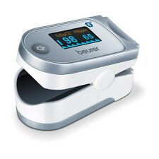 Beurer Pulse Oximeter po 60-spo2 and Pulse frequency transfer: by Bluetooth