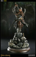 Lord of the rings Gimli Exclusive Sideshow statue.  NIB Hobbit