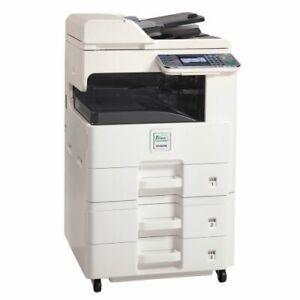 Kyocera FS-6525MFP Mono Laser A3 MFC Printer w/ PF-470 Tray 12 Mth Wty (Refurb)