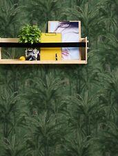 3,00 €/qm / Tapete A.S. Creation Greenery 36480-2 Tropical Palmen Grün