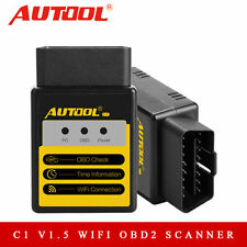 AUTOOL C1 V1.5 WiFi OBD2 Code Reader Diagnostic Scanner Tool Better than ELM327