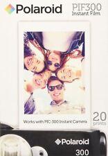 Polaroid PIC 300 Instant Film - 20 Prints (2 10-Print Packs) Paper Only