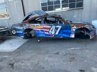 2019 Ryan Preece #47 Kroger Clicklist Chevy Camaro Real Car Frame and Shell