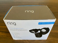 New listing Ring 88Fl001Ch000 Motion Motion Activated Floodlight Security Camera - Black
