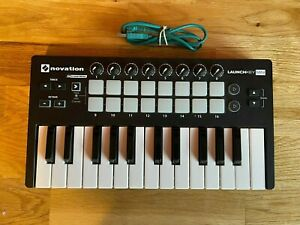 Novation Launchkey Mini Mk2 MIDI Keyboard Controller