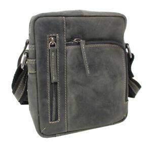 Leather Shoulder Bag Casual Bag Work Bag Vintage Small