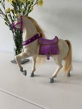 Disney Store Dolls Rapunzel Maximus Horse tangled Mattel